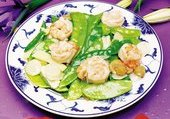 Shrimp Snow Pea